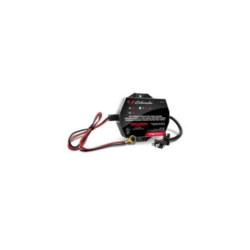 1.5 Amp Battery Charger/Maintainer