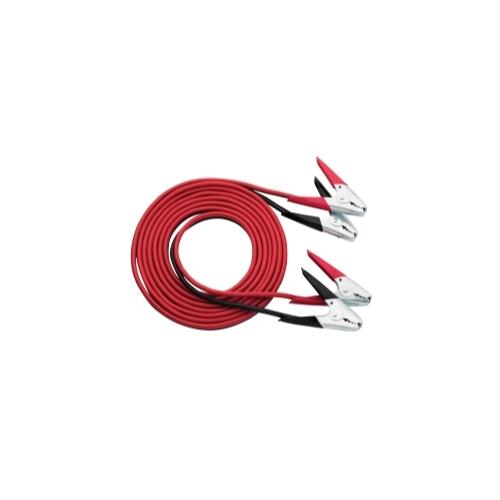 4 GA., 20 FT Booster Cable, 600A Parrot Clamp