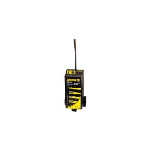 12 Volt Wheel Battery Charger; 40/10/2/200 Amp