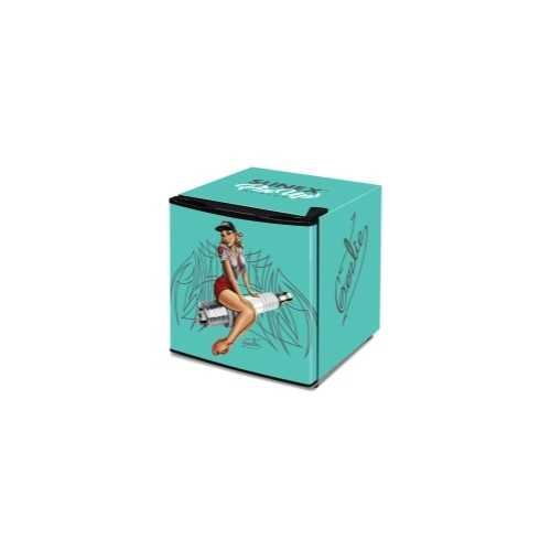 Pinup Series, Gertie Mini Refrigerato