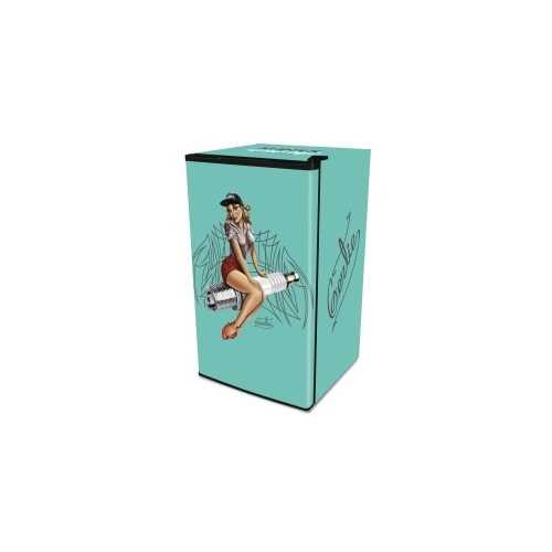 Pinup Series, GertieRefrigerator, 3.2