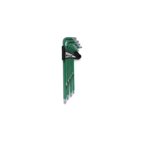 13PC XTRA LONG ARM TORX KEY SET-TAMPER PROOF