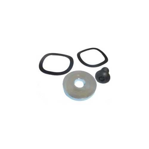 4-Piece Hardware Kit for TC184432 Low Profile Grey