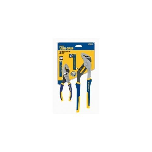2PC PROPLIERS SET 6IN SLIP & 10IN GROOVE JOINT