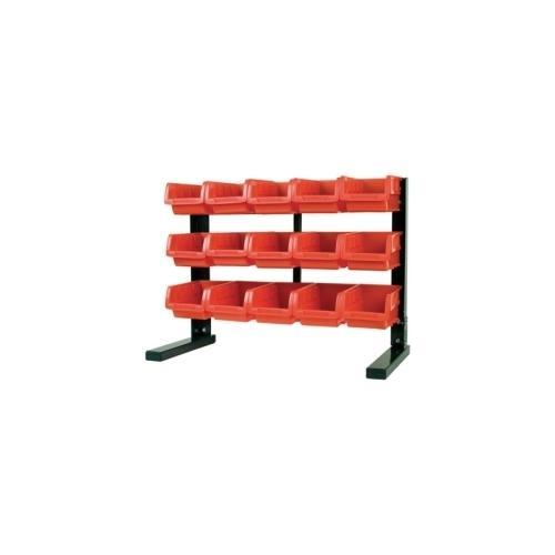 15 Bin Table Top Storage Rack