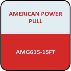 Category: Dropship Tools And Hardware, SKU #AMG615-15FT, Title: 1-1/2 Ton Chain Puller  w/ 15' Chain