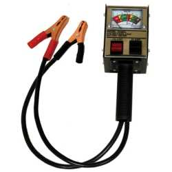 BATTERY TESTER HH 6/12V 125/60A DUAL LOAD ANALOG