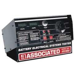 ELECTRICAL SYSTEM TESTER 12/24V 500A DIGITAL
