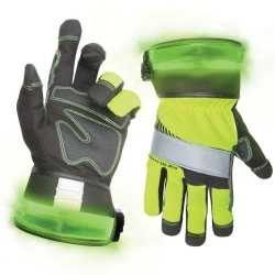 SAFETY PRO LIGHTED GLOVE 2X