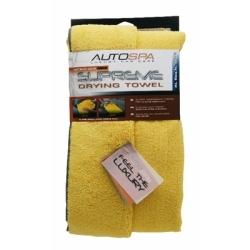 Microfiber MAX Supreme Dry'g Towel- 6.25 sqft