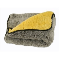 """Microfiber MAX Soft Touch Detail'g Towel- 16""""x18"""""""