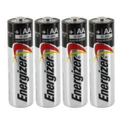 Werker AA Alkaline Batteries 4PK