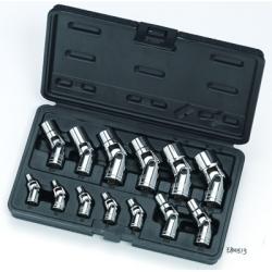 13 Pc. E Torx U-Joint Skt Set