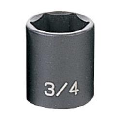 SOC 3/4 3/8D IMP 6PT