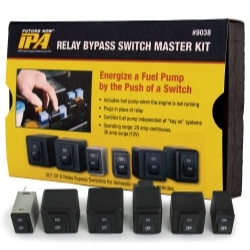 Fuel Pump Relay Bypass Master Kit
