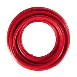 PRIME WIRE 80C 10 AWG, RED, 8'
