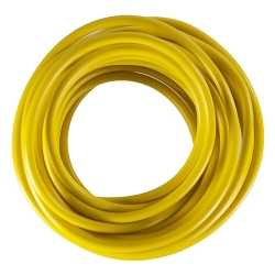 PRIME WIRE 80C 18 AWG, YELLOW, 30'