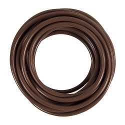 PRIME WIRE 80C 18 AWG, BROWN, 30'