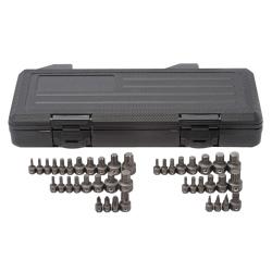41 Pc. Master Ratcheting Wrench Insert Bit Set