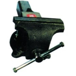 """8"""" Steel Bench Vise with 9"""" Jaw opening"""