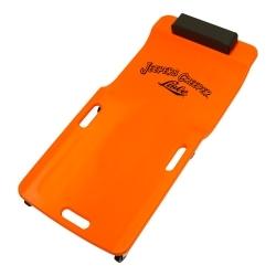 Low Profile Plastic Creeper (Neon Orange)