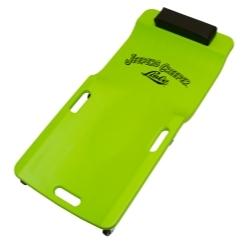 Low Profile Plastic Creeper (Neon Green)