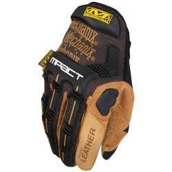 Mechanix Wear M-Pact Leather XX Large Tan/Black