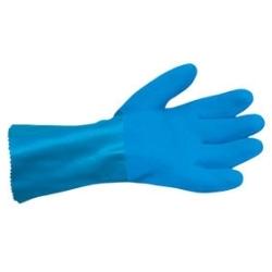 1-pr of 13 in. PVC Gloves, L