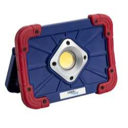 LED COB A/F/S Light - 1500 Lumen, 2 Batteries