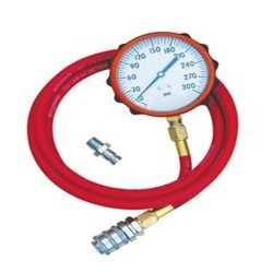 Fuel System Pressure Test Gauge