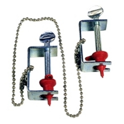 TRANS LINE PLUG STOPPERS 2/CARD