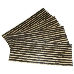 "7"" Thin Tire String U.S. Made Black/Box 50"