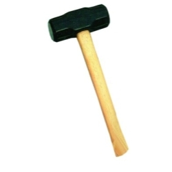 Double Face Sledge Hammer 6 lb. Head with 36 in. L