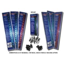 """10-pc Magrail 16"""" Jobber Pack Set"""