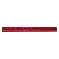 "8"" Red Magrail TL Magnetic Socket Hol"