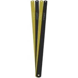 4 Pc Hacksaw Blades, 24T, 18T