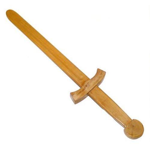 SALE 17in Wooden Practice Sword 1609