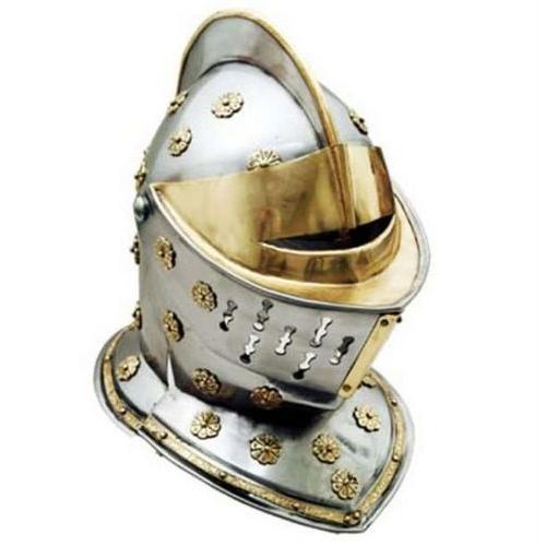 Golden Knight Helmet 910899