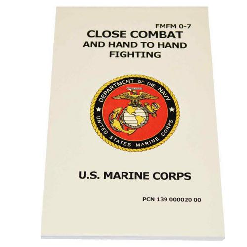 Close Combat US Marine Corps Book BK158C