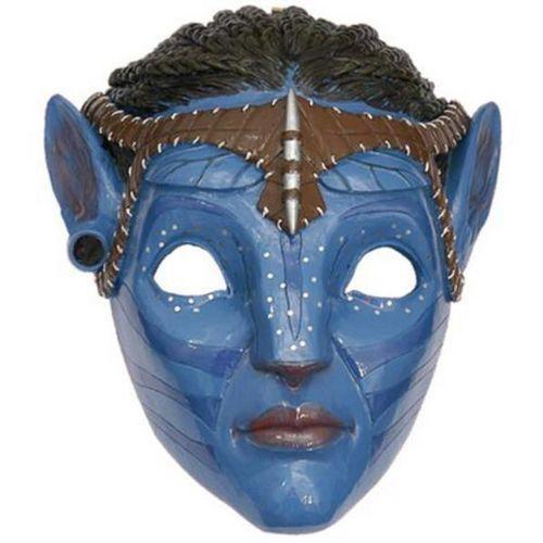SALE Closeout Blue Fantasy Mask HM048