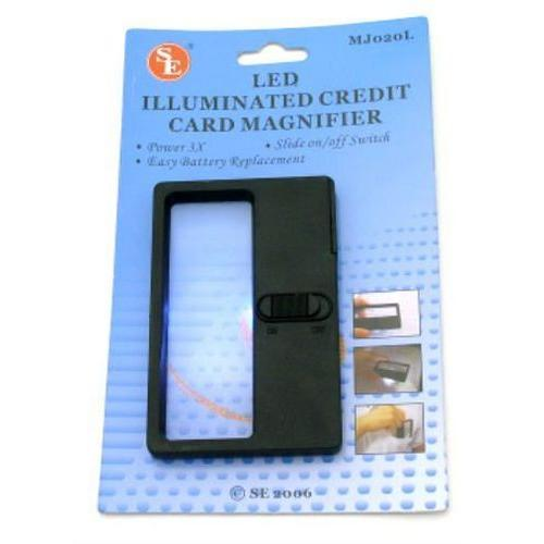SALE LED Lighted Credit Card MJ020L
