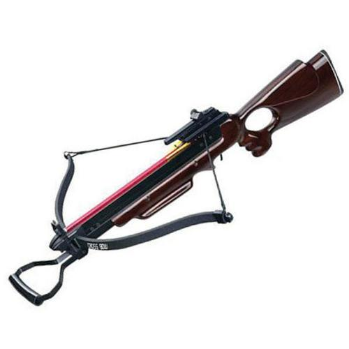 150 pound Draw Hardwood Stock Crossbow MK150A