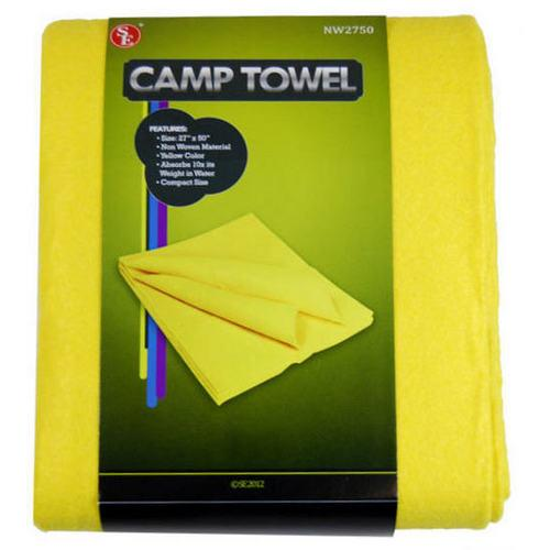 BIG 27 X 50 Camp Towel Non Woven NW2750