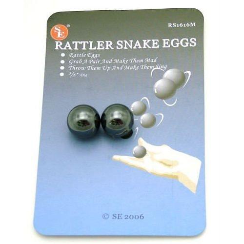 SALE Rattle Snake Eggs RS1616M