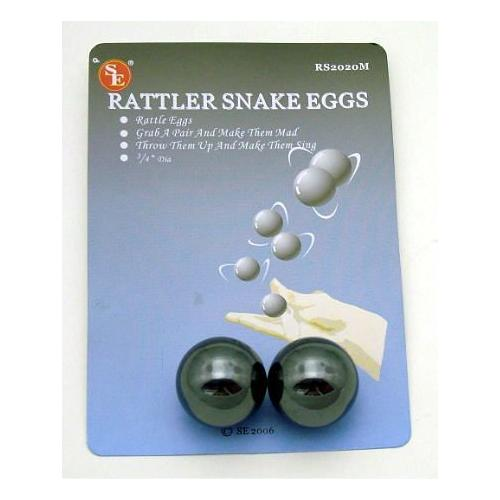 SALE Closeout Rattle Snake Eggs RS2020M