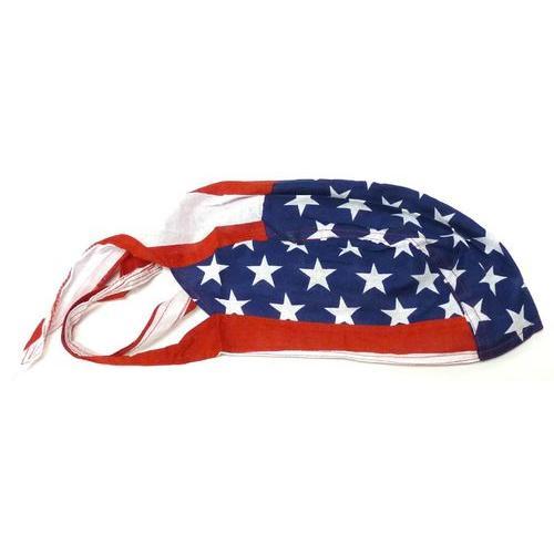 Skull Cap USA Flag SKUSA