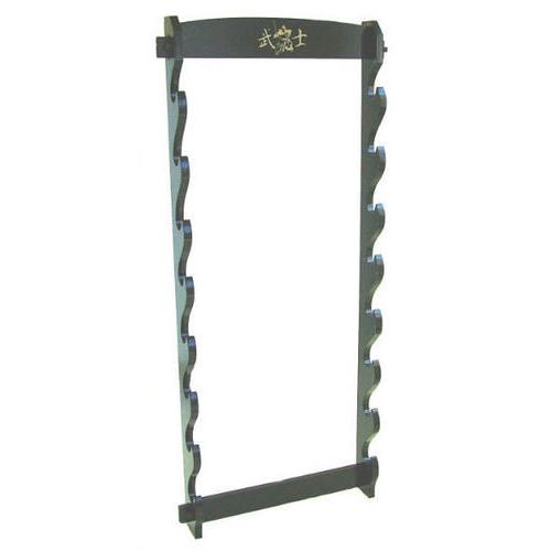 8 Place Wall Mount Sword Rack WS-8W