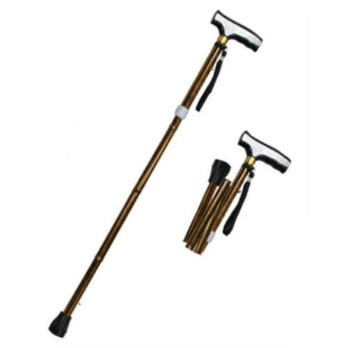 SALE 36 in Copper Folding / Adjustable Walking Cane WS2112CC