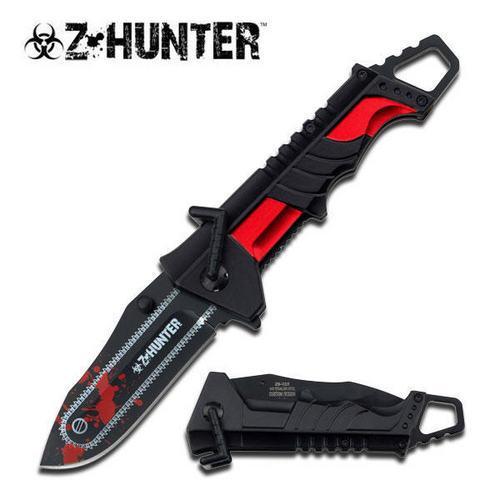 AO ZOMBIE HUNTER Folding Knife ZB025BRD