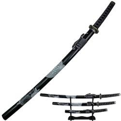 3pc Set Flower Scale Samurai Sword CLD403BKW